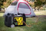 Champion 3400-Watt Dual Fuel Portable Inverter Generator